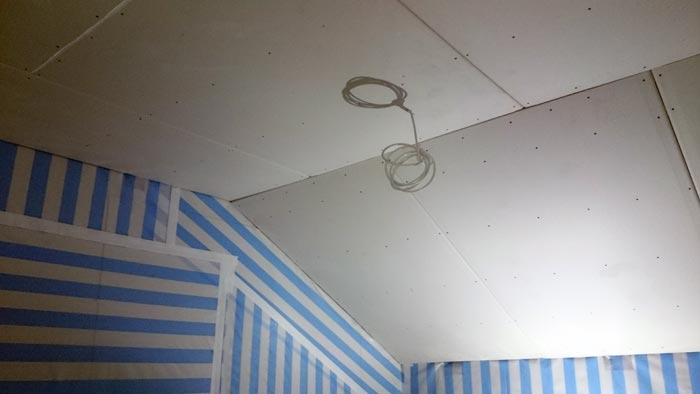 Rigipsdecken Schlafzimmer