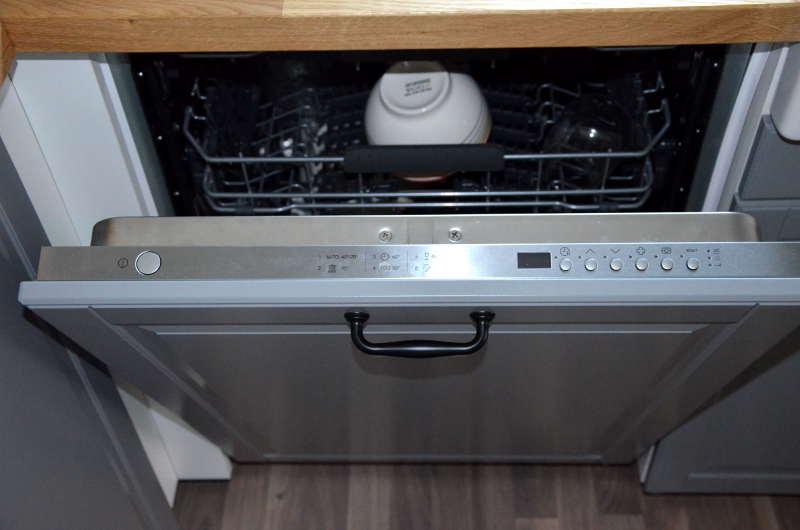 Küche: Ikea-Spülmaschine Välgjord