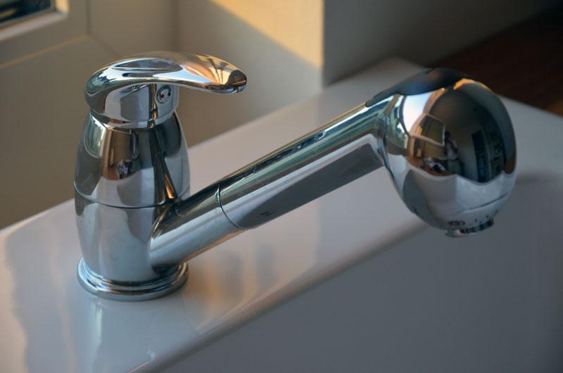 Küchen-Wasserhahn Padua (ausziehbar)
