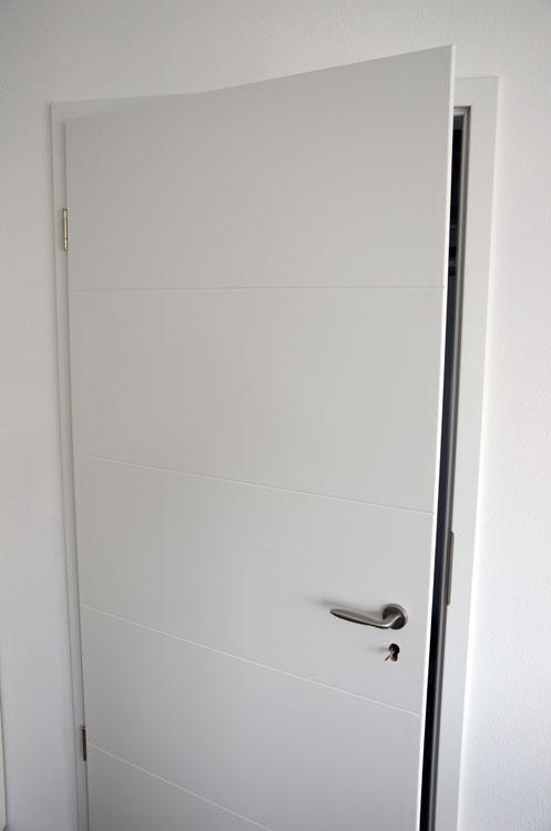 Wohnzimmer-Tür