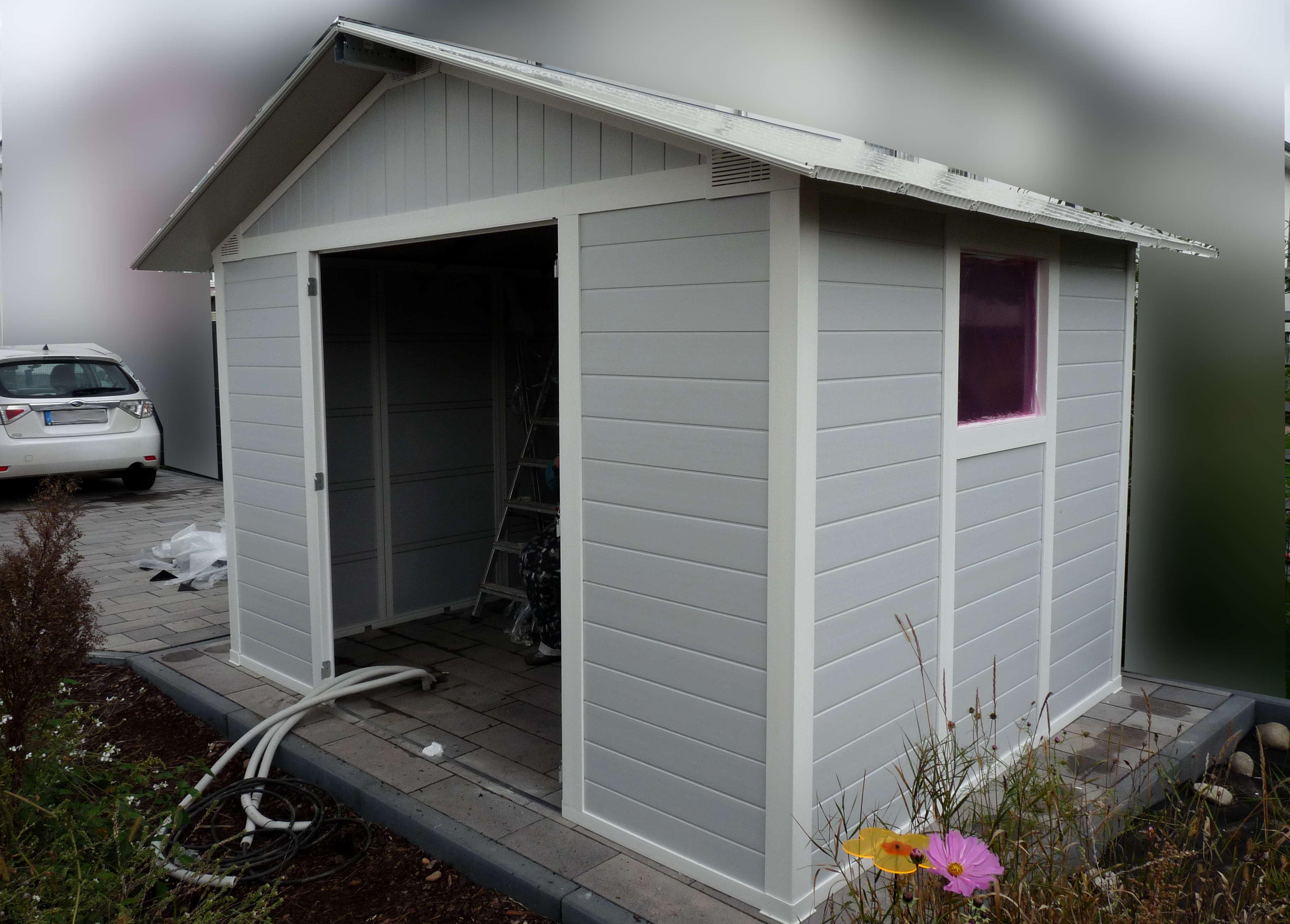 Schon wieder ein Haus gebaut – Heim am Main