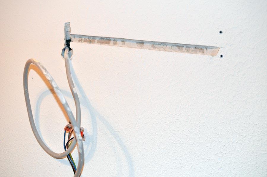 Lampeninstallationsmarathon Heim Am Main